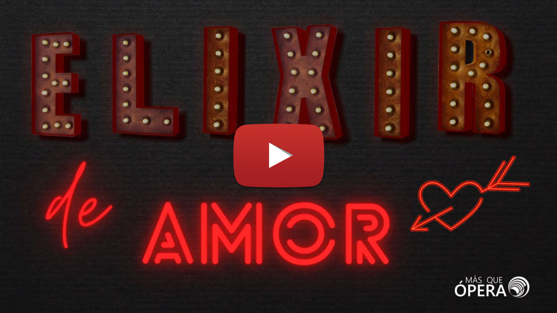 "Trailer ""Elixir de Amor"""